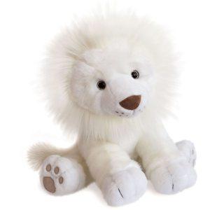 peluche lion blanc histoire d'ours