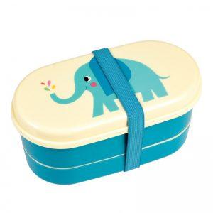Bento enfant éléphant