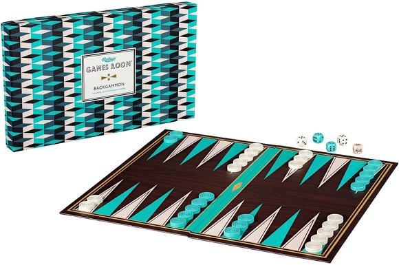 plateau jeu backgammon