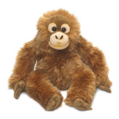 peluche orang outan wwf