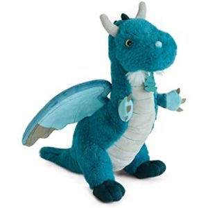 peluche dragon bleu histoire d'ours