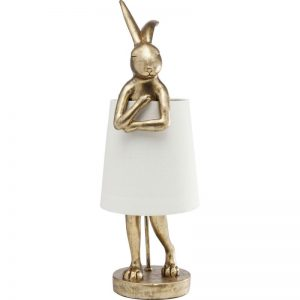lampe de table lapin