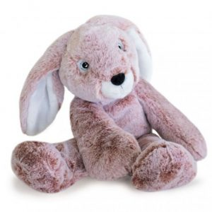 Lapin rose histoire d'ours