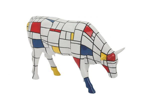 vache cowparade moondiran