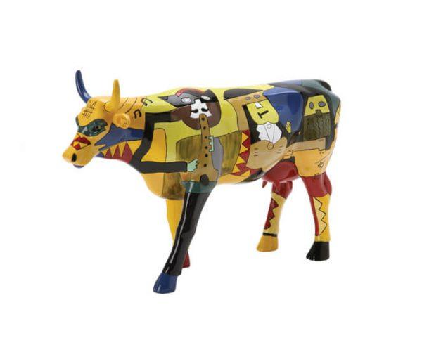 vache cowparade picowsos
