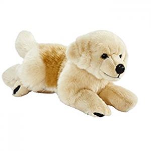 Peluche chien golden retriever anima