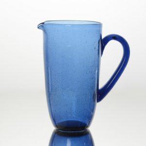 carafe a eau bleu